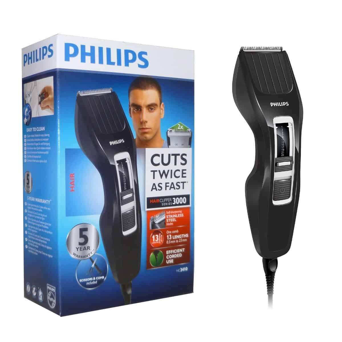Máquina Hair Clipper Series 3000 - Philips
