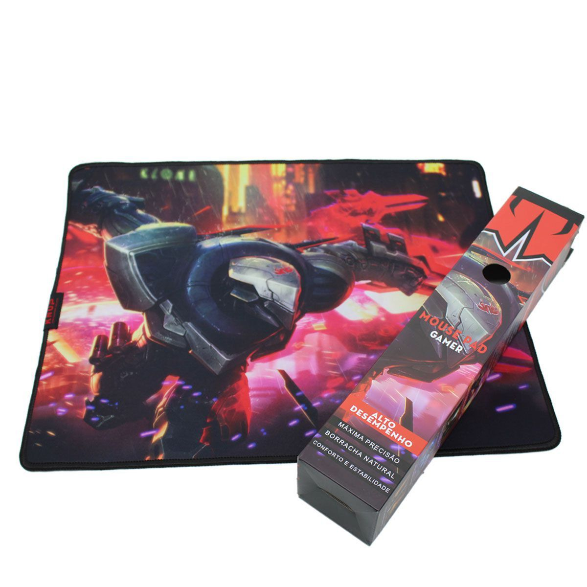 Mouse Pad Gamer Pro Gaming Knup KP S07