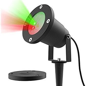 Projetor Foyu Outdoor Laser Light Pontos Luminosos