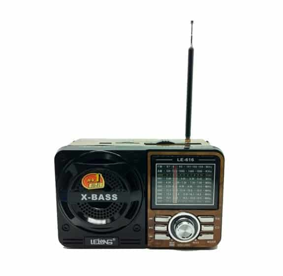 Rádio AM/FM Retrô 616 - Lelong