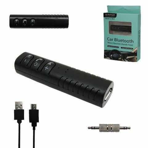 Receptor Bluetooth Veicular Lv-b09 P2