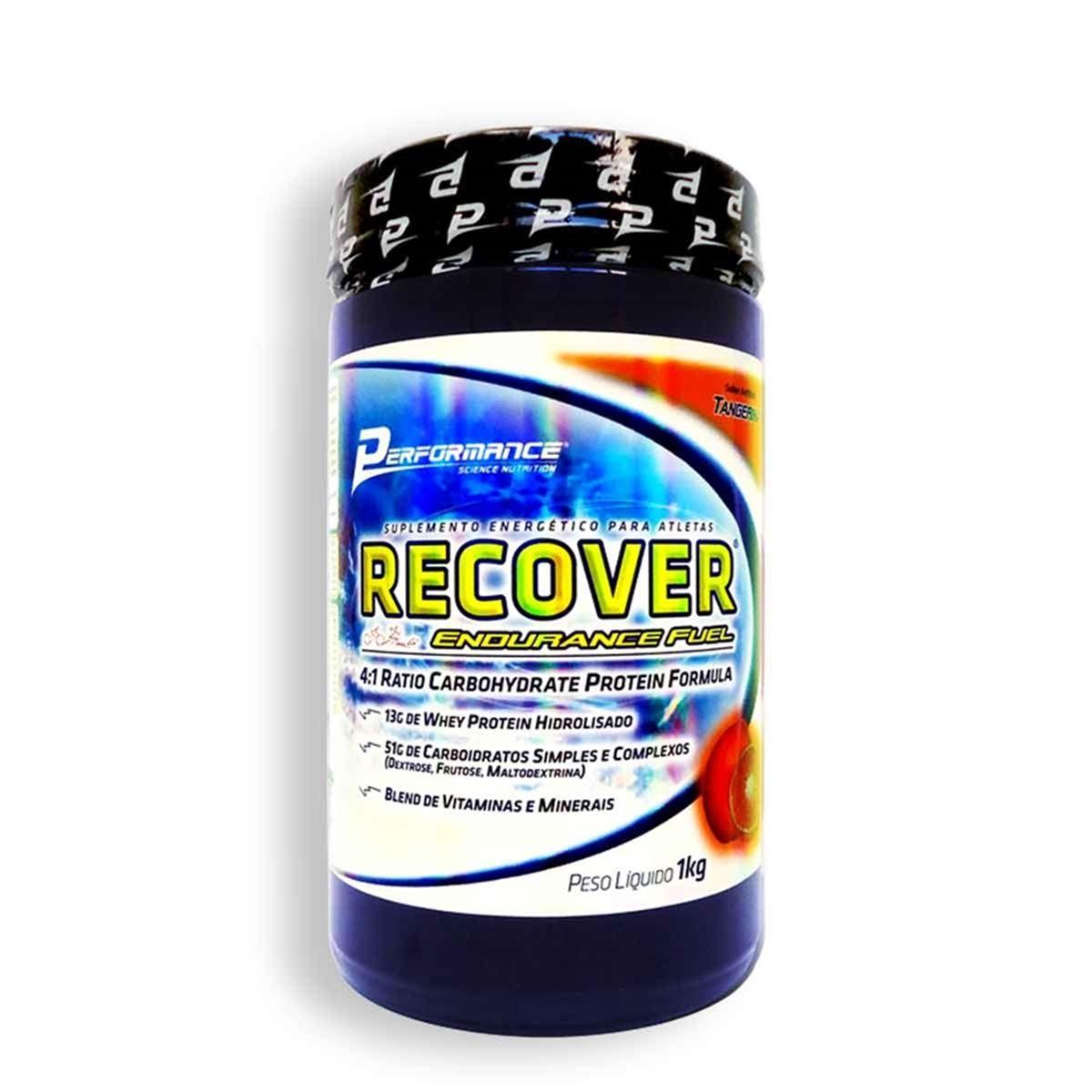 Recover Endurance Fuel 1kg - Performance Nutrition
