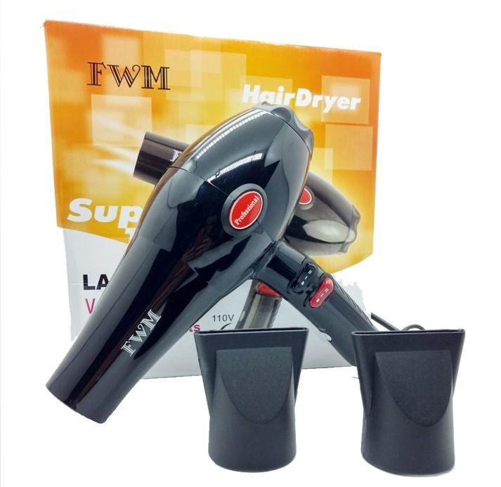 Secador de Cabelo Bivolt - Hair Dryer F-9400 FWM
