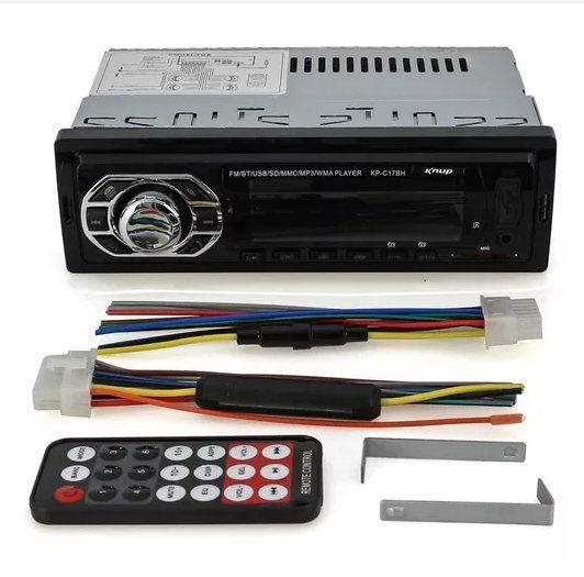 Som Automotivo USB Knup KP-C12