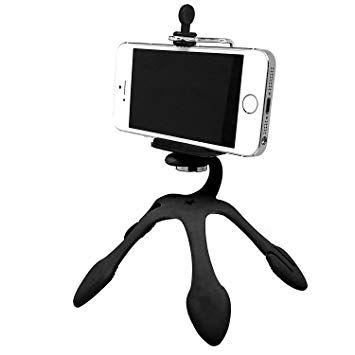 Suporte de Celular Flexível Tripé - Gekpod