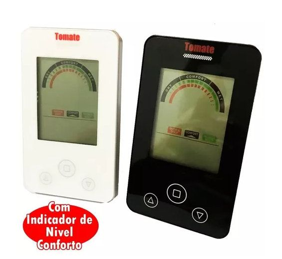 Termômetro Digital Home Conforto PO-005 Tomate