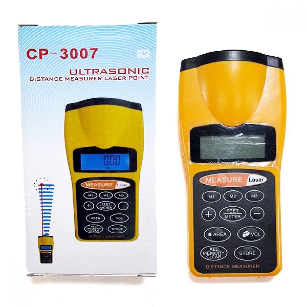 Trena Digital àLaser Ultrasonic CP 3008