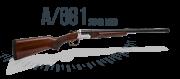 Espingarda A/681 Super Luxo Boito