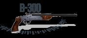 Espingarda B-300 Curta Boito