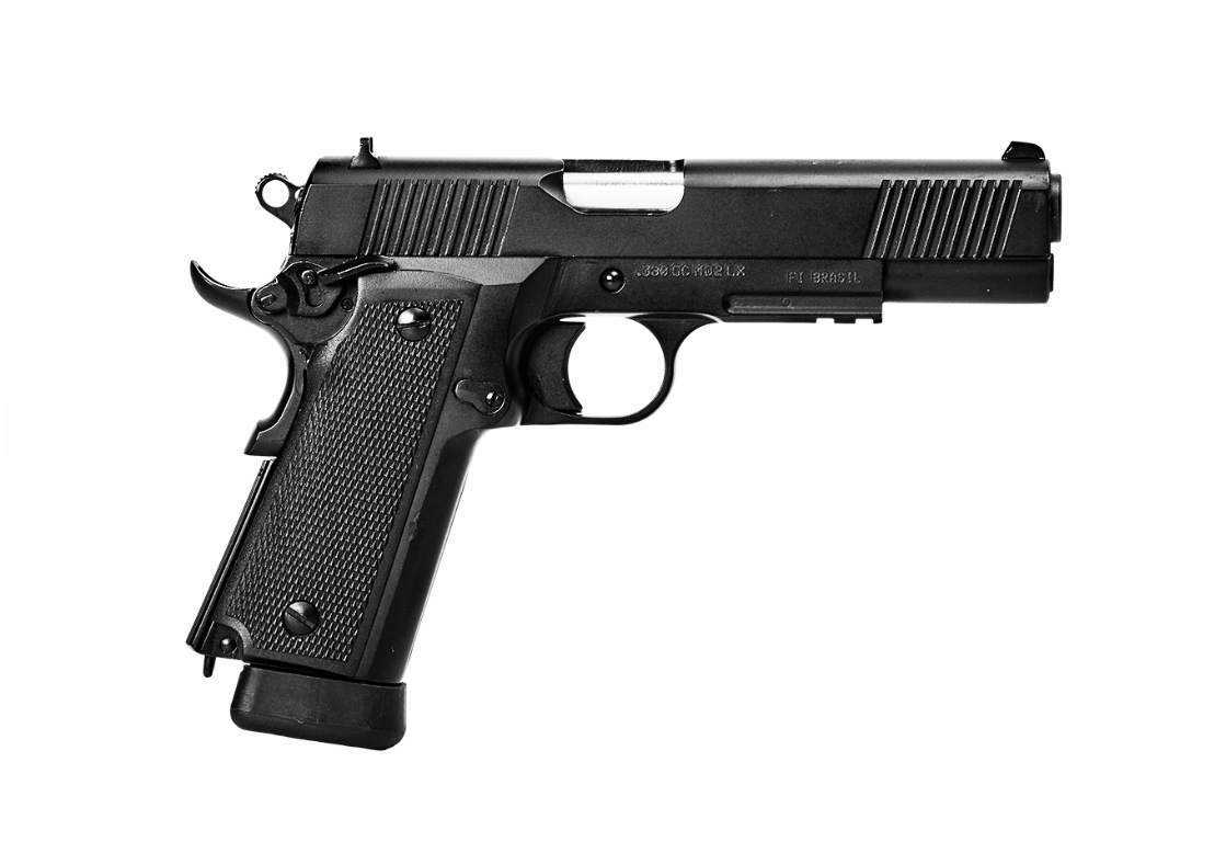 Pistola .380 GC MD2 LX - Com Kit ADC