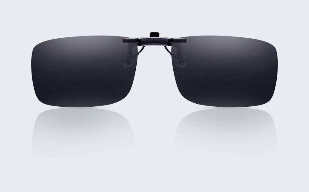 Óculos Clip On Sobrepor Xiaomi Sol UVAUVB Dirigir Polarizado ... 30b550785a