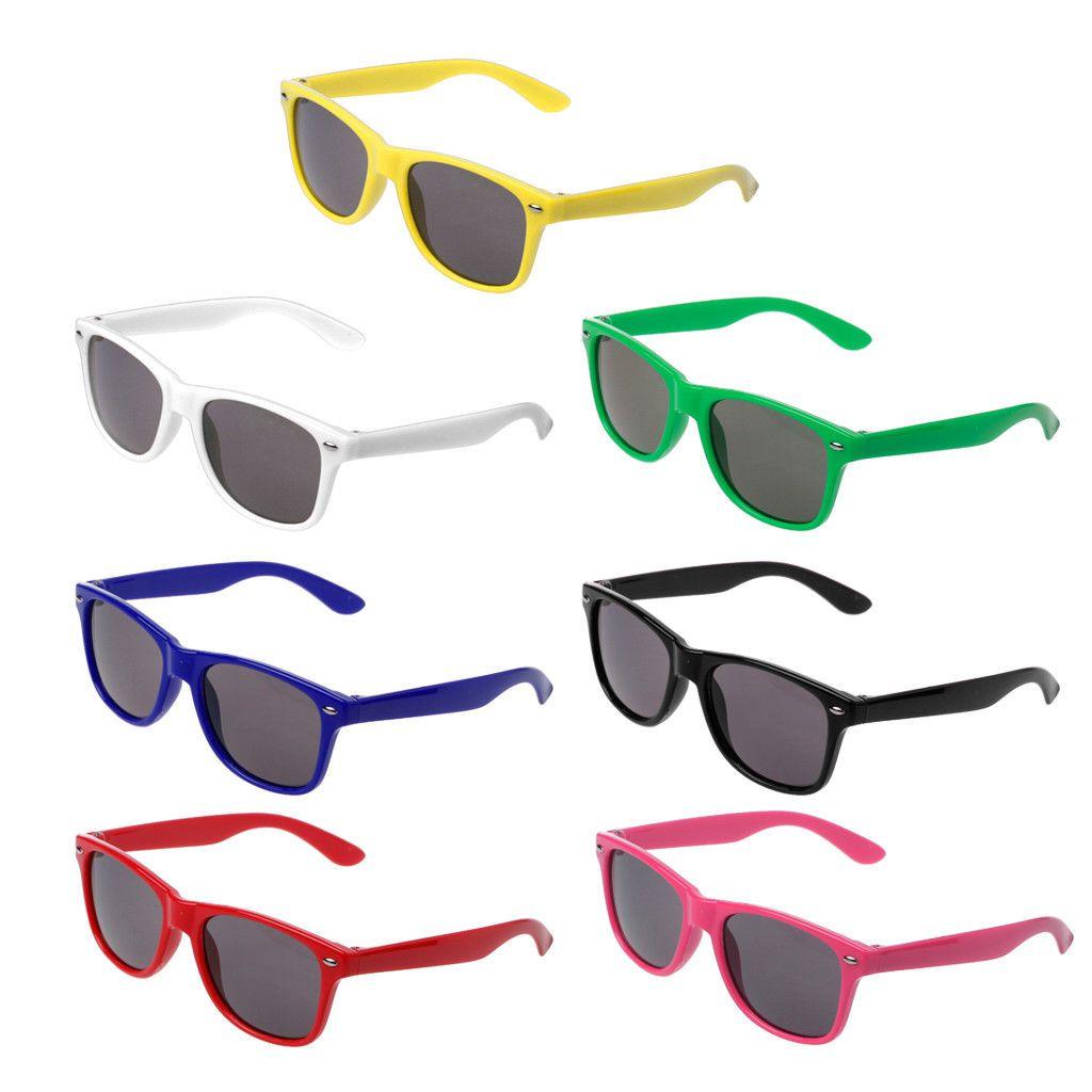 803c40ca90b49 Óculos de Sol Armação da Moda Infantil Menino Menina UV400 ...
