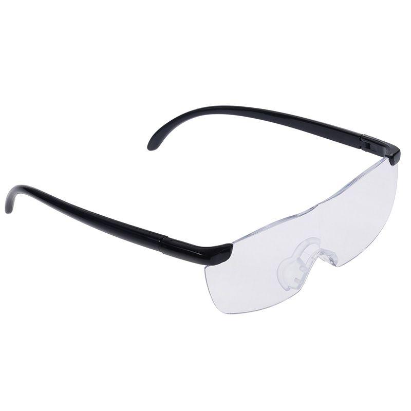 ... Óculos Lupa Lente De Aumento 160% Leitura Miopia Presbiopia ... 8a92915841