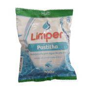 Pastilha Cloro ação -Limper