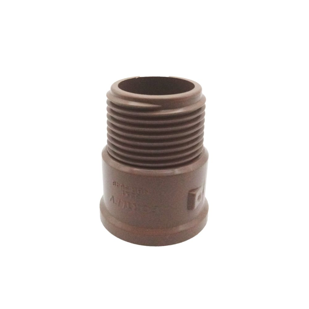 """Adaptador curto  PVC Soldável 32 mm x 1"""""""