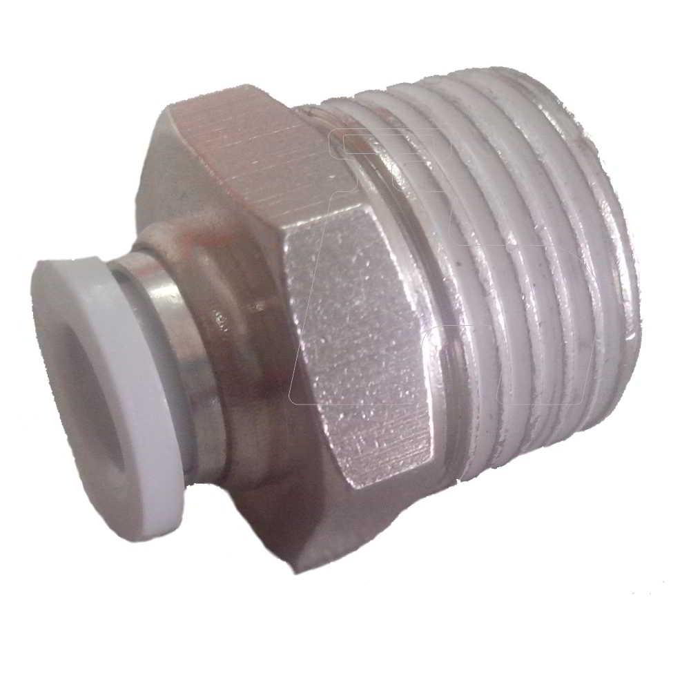Adaptador engate rápido mangueira filtro Ø 7mm -Blukit
