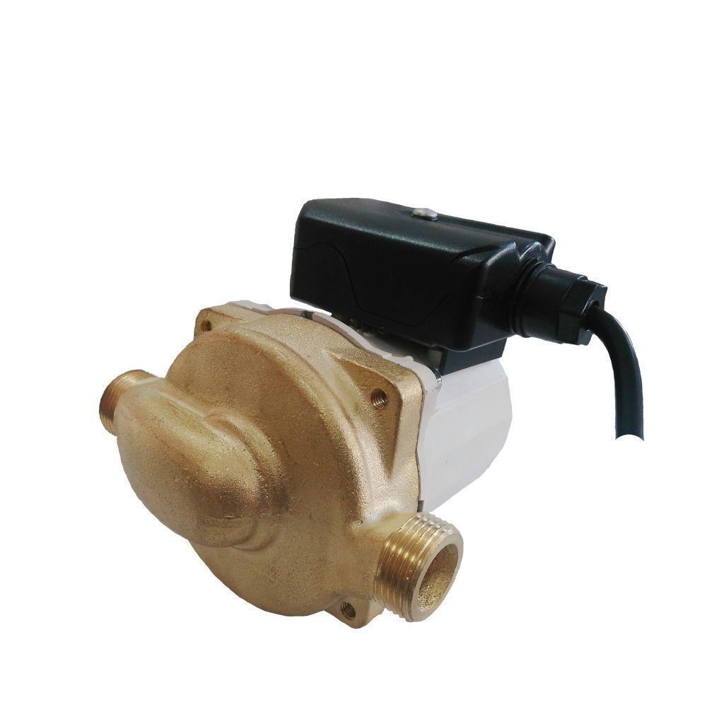 Bomba Circuladora Água Quente Rowa Rw S30 Latão