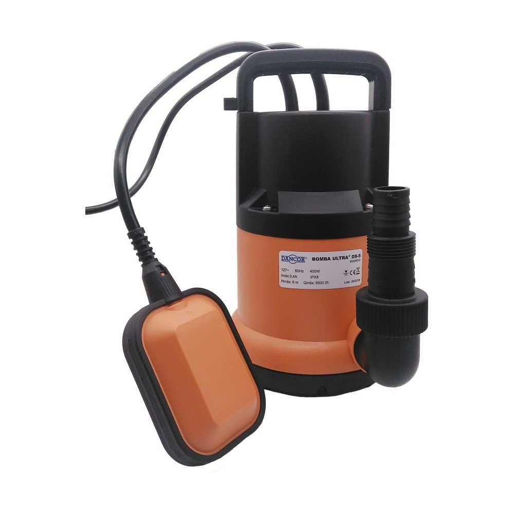 Bomba Submersa de Drenagem Automática Ultra DS-5 220 V 400W Dancor