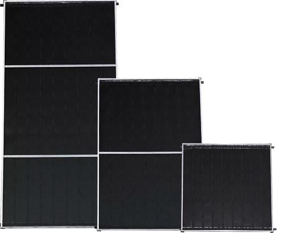Coletor Solar 1 x 1 m -unisol
