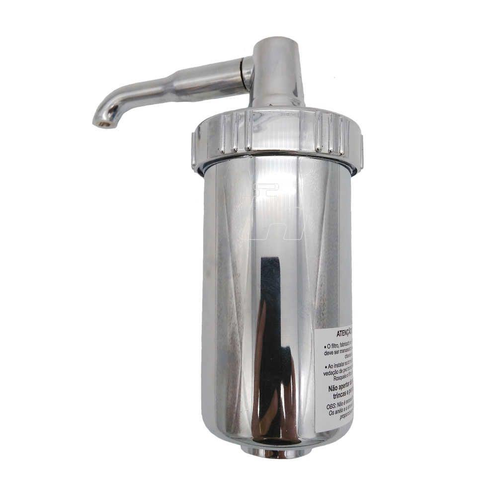 Copo de Filtro água ABS com refil -Iguatemi