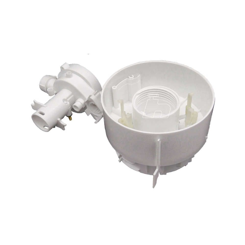 Corpo Ducha Duo Shower  Turbo Eletrônico Lorenzetti e Resistência 220v