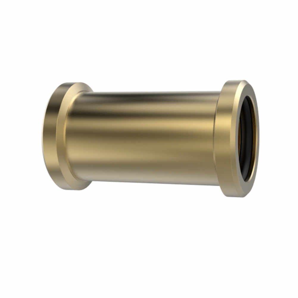 Luva Correr tubo 25 mm  PPR água quente Blukit