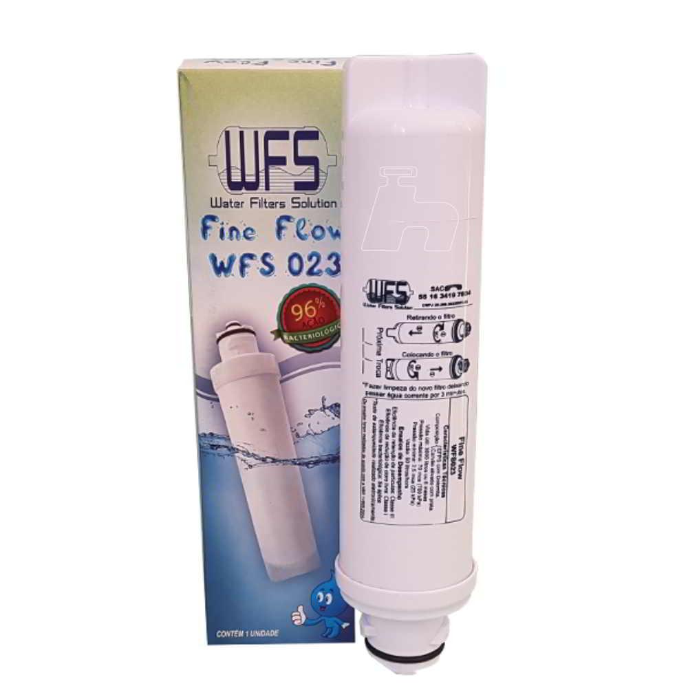 Refil Electrolux PA21G PA26G PA31G- WFS