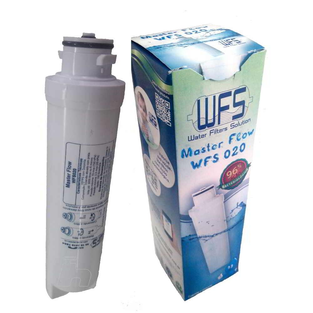 Refil Electrolux PE WFS