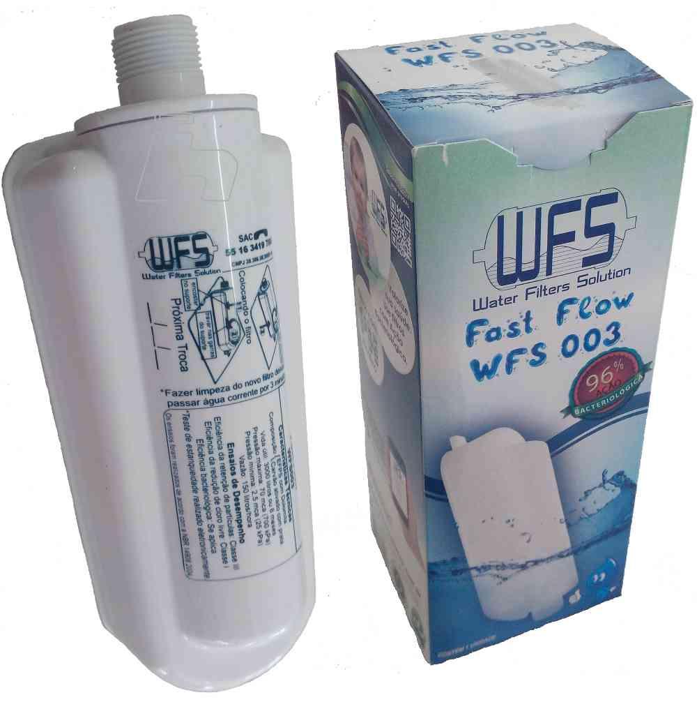 Refil Filtro Latina -WFS