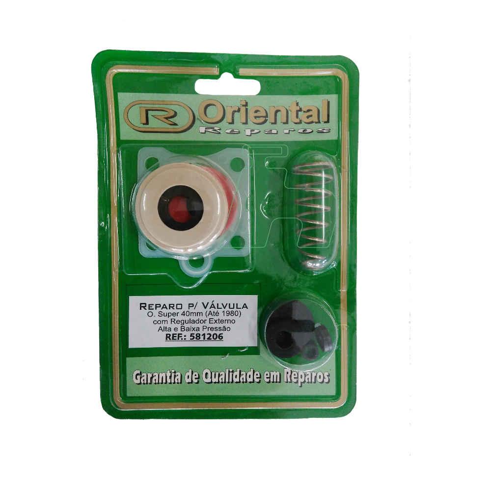 Reparo Válvula Descarga Oriente ( Modelo Antigo )-oriental