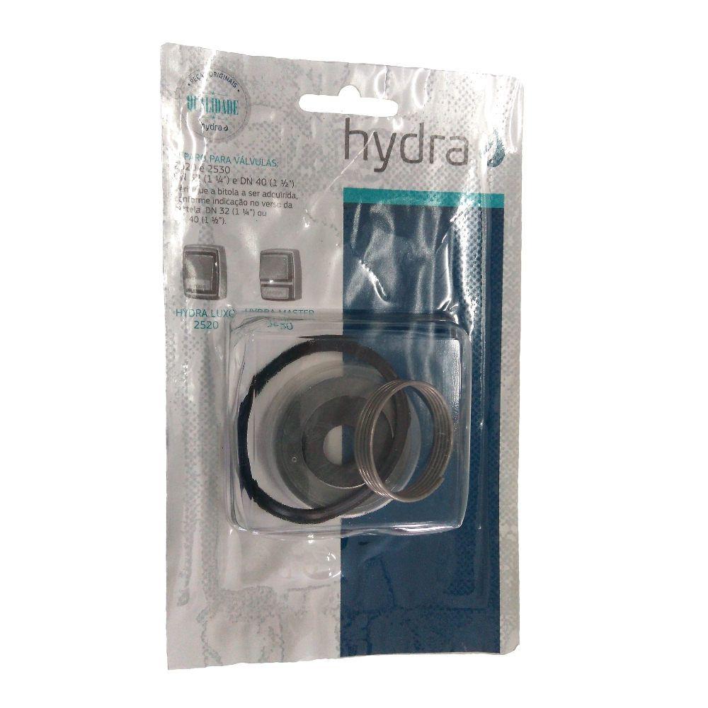 Reparo Válvula Hydra Luxo Master -Hydra