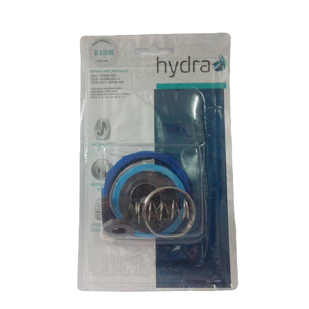 Reparo Válvula (VCR VCE,Lisa) -Hydra
