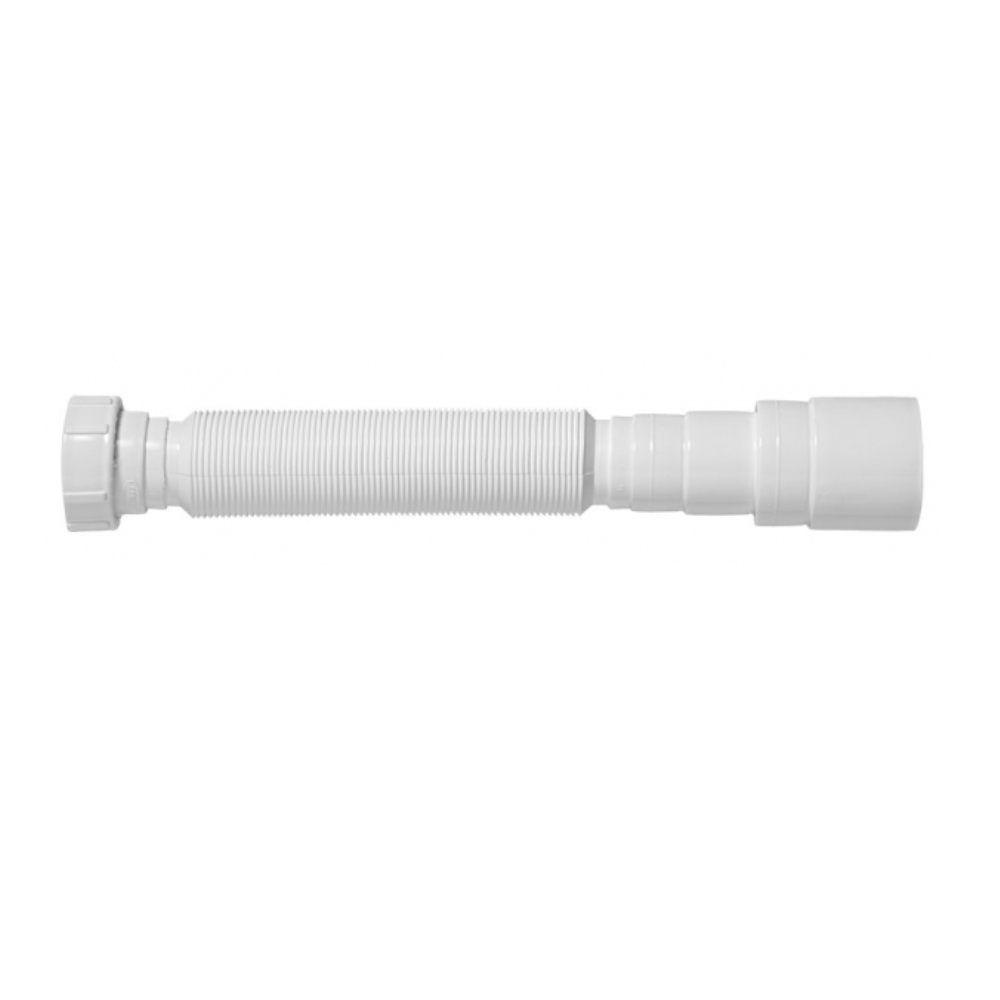Sifão Extensível Flexível Branco Blukit