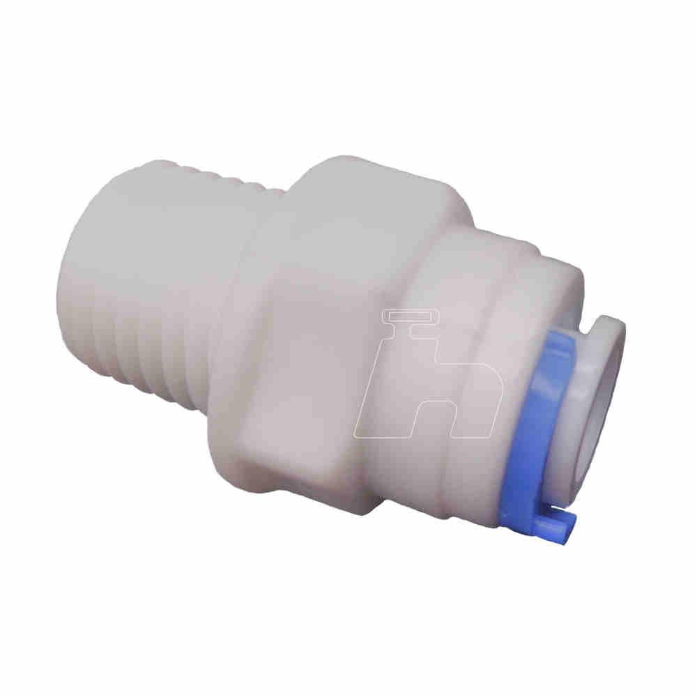 """União conexão engate rápido filtro mangueira 1/4"""" x 1/4""""- Sistem"""