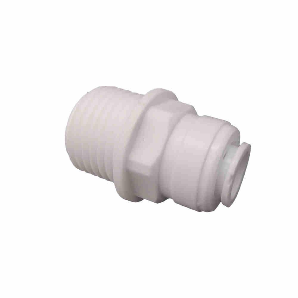 """União conexão engate rápido filtro mangueira 3/8"""" x 1/2"""" ( 03 peças) Sistem"""