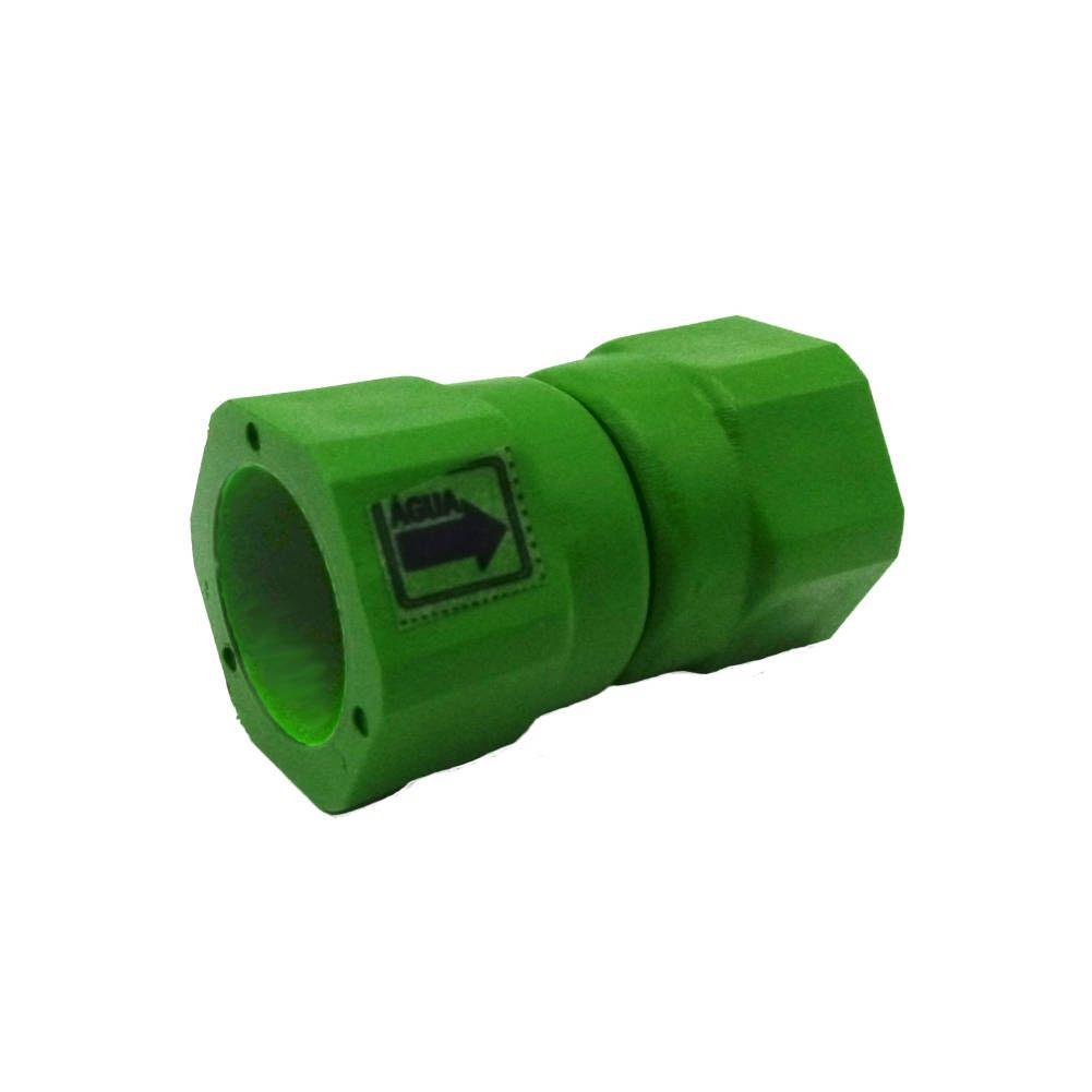 Válvula de Retenção de Agua  PVC 25 mm Block air