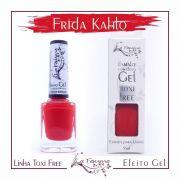 Esmalte Lafemme Toxi Free Efeito Gel Frida Kahlo