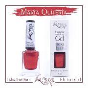 Esmalte Lafemme Toxi Free Efeito Gel Maria Quiteria