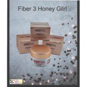 gel Fiber 3 Honey Girl Trifásico Led/uv