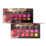 Paleta de maquiagem ludurana quadrada 18 cores