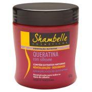 Shambelle Hidratação Nutritiva Queratina com Silicone 500g