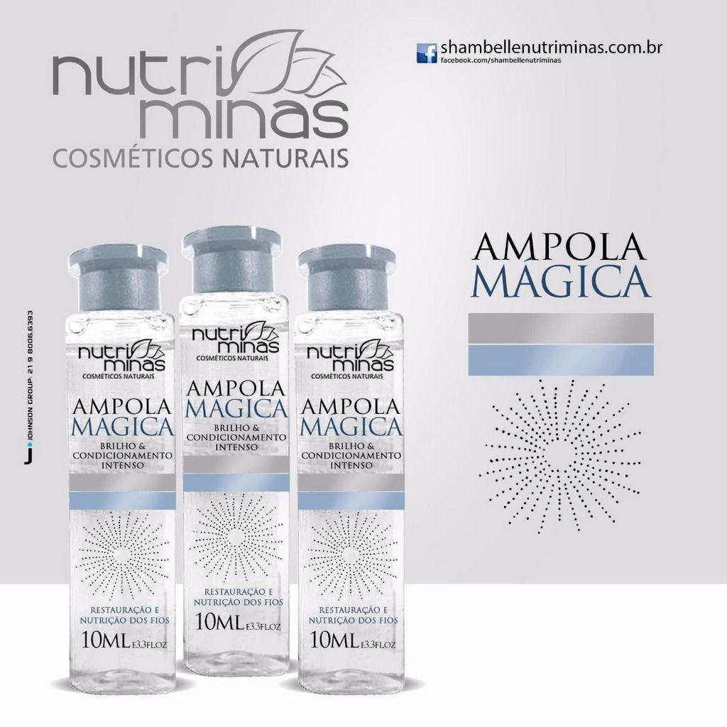 Ampola Mágica Nutriminas