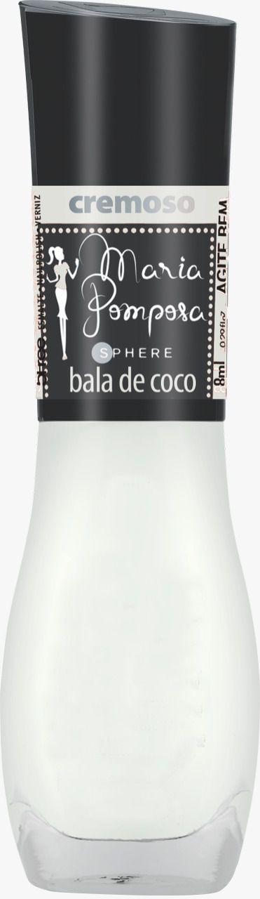 Esmalte Maria Pomposa Bala de Coco