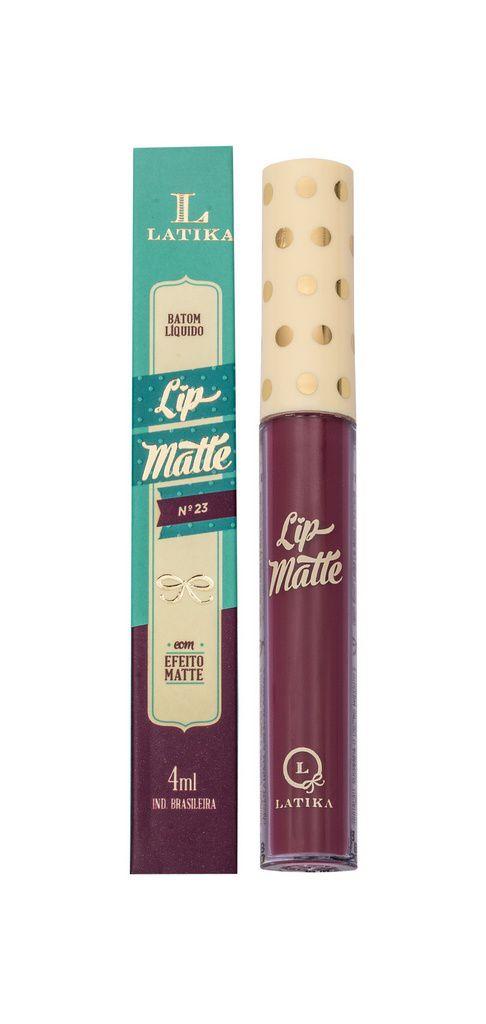 Batom Latika Lip Matte n°23