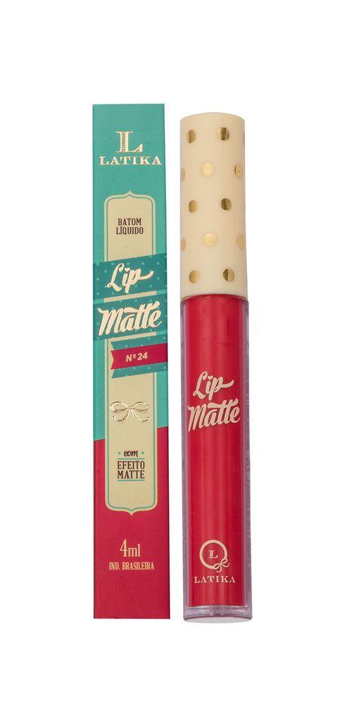 Batom Latika Lip Matte n°24