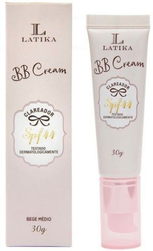 BB Cream Latika Bege medio