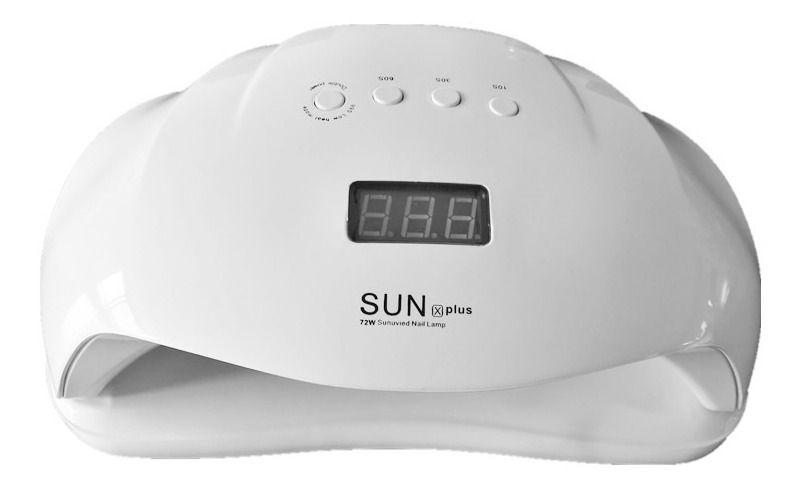 Cabine Secadora De unhas 72 W Sun X Plus