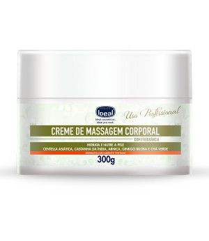 Creme De Massagem Corporal Coco E Vitamina Ideal