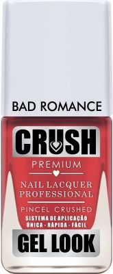Esmalte Crush Bad Romance Gel Look