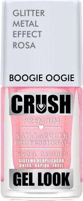 Esmalte Crush Boogie Oogie Efeito Gel Look